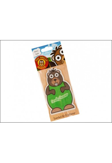 Smelly Beaver -  Atomic Apple Air Freshener