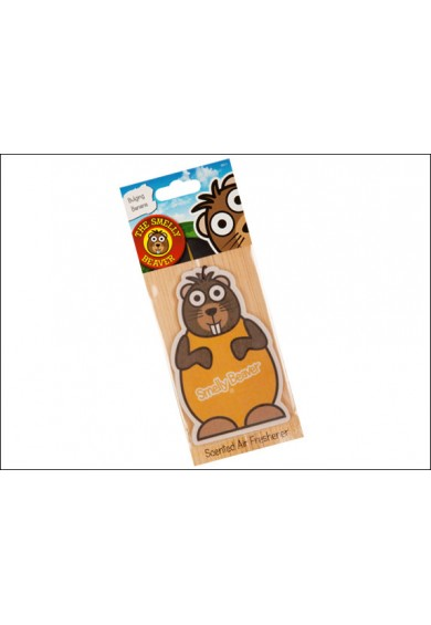 Smelly Beaver -  Bulging Bananna Air Freshener