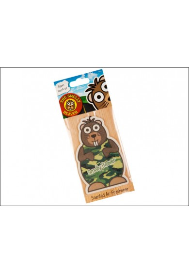 Smelly Beaver -  Rippin Red Fruit Air Freshener